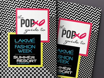 Lakme Fashion Week Handbook